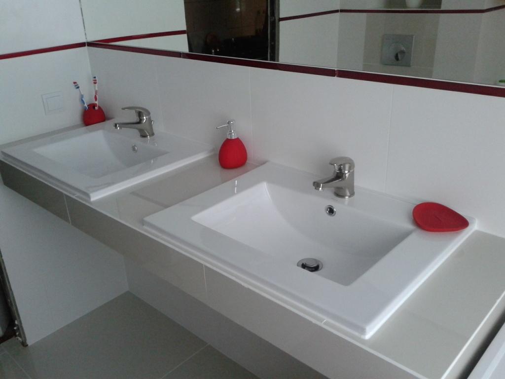 Kompleksowe remonty łazienek. Master-Bygg- Remonty łazienek