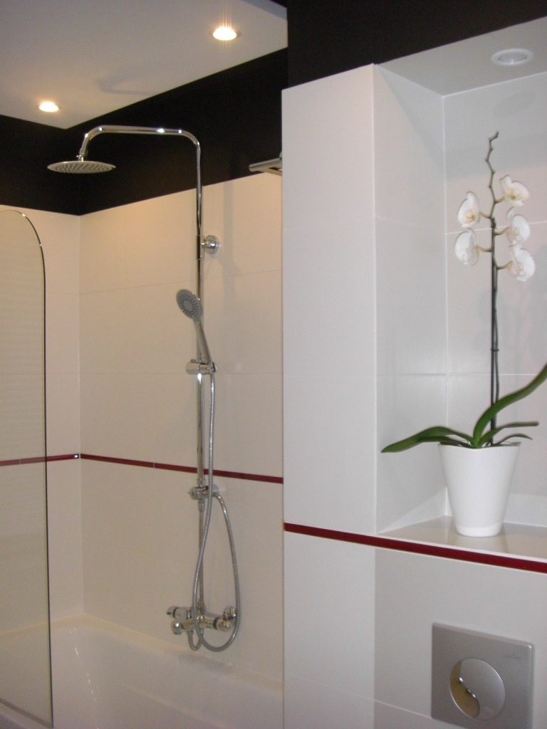 Wykończona łazienka Gdańsk