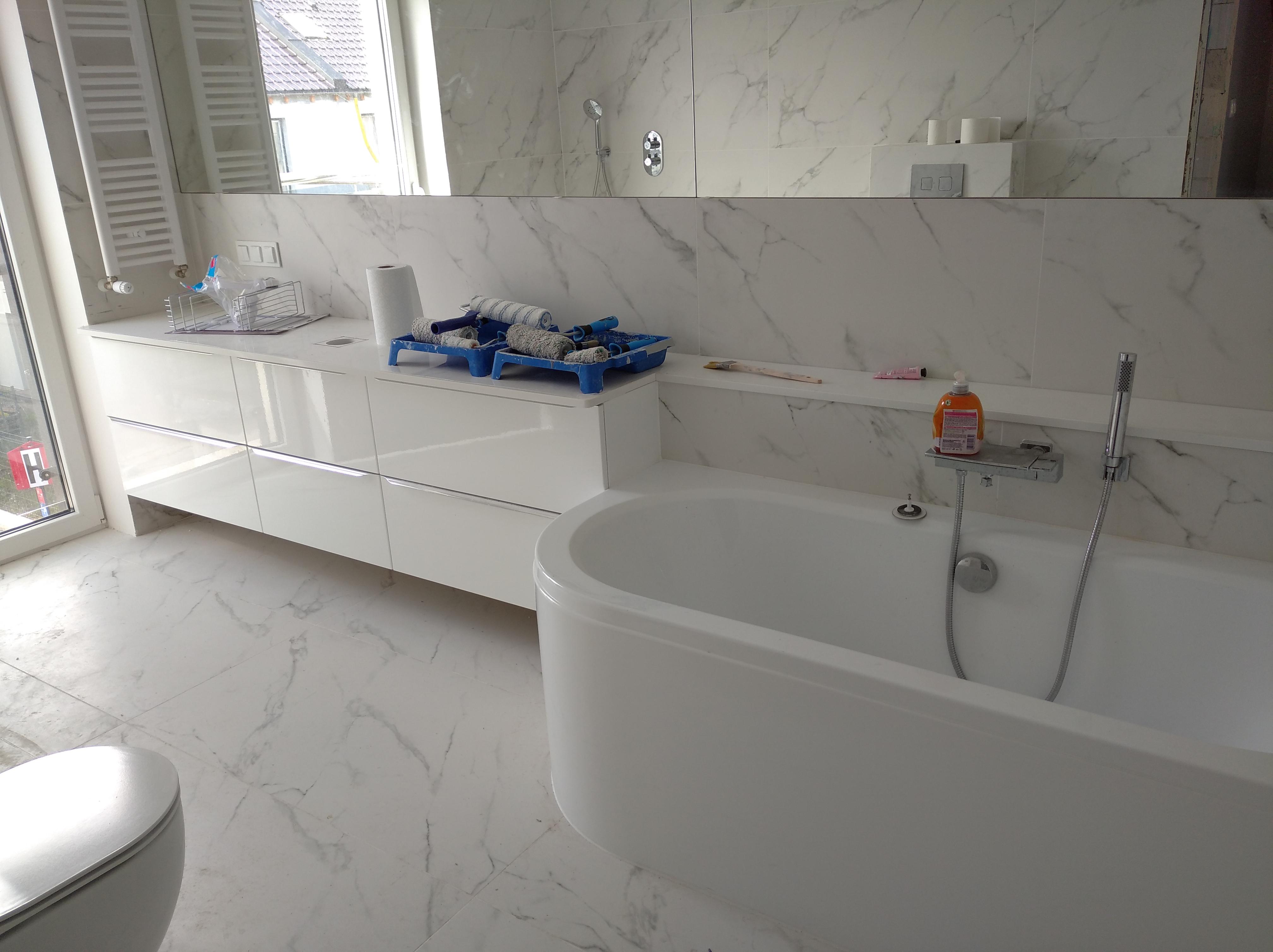 Wykończenia łazienek, wykończenia mieszkań, remonty Gdańsk