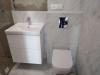 Wc podttynkowe - wykończenia łazienek Gdańsk, wykończenia mieszkań